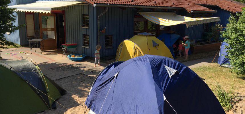 Vater-Kind-Zelten 2019