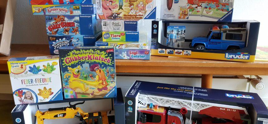 KiTa-Spielothek – Neue Spiele für den Flohzirkus